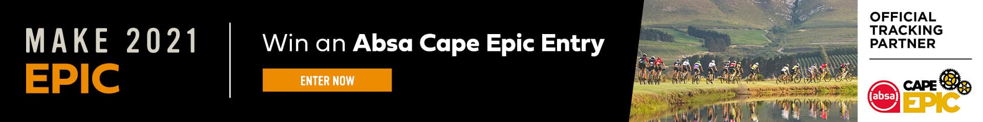 Cape Epic Entry