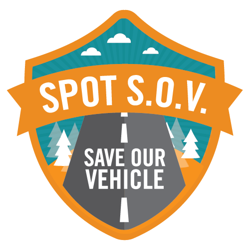 SPOT S.O.V. (Save Our Vehicle)