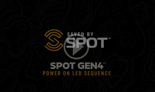 SPOT Gen4 Power On LED Sequence